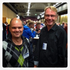 Byafiber - Bredbandskonferens - Christian och Peter