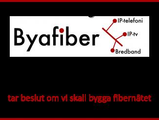 Byafiber - Annons Inlandsbladet Årsstämma maj 2016