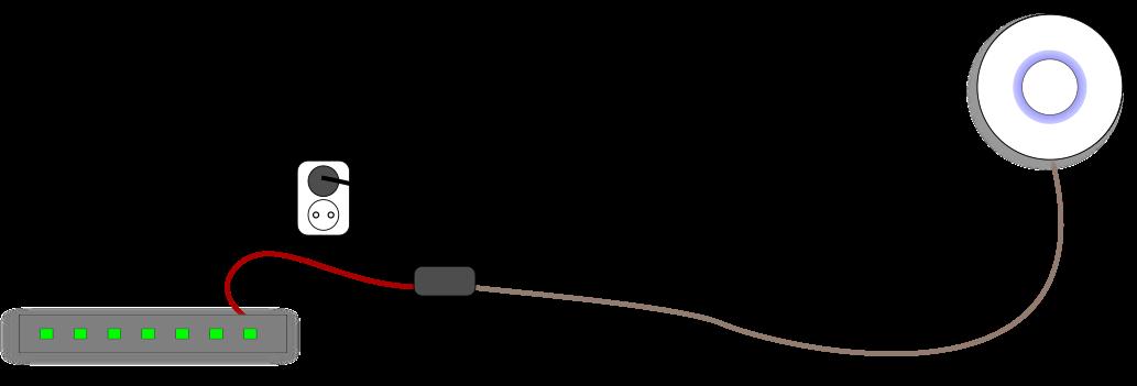 tp kabel max längd