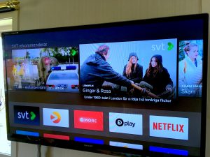 Streamingappar i Apple TV