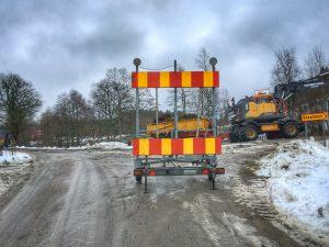 Miljöschakt förbereder arbete enligt TA-plan