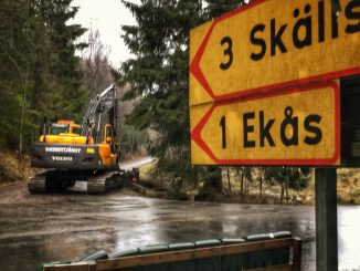 Grävning startar i Ekås
