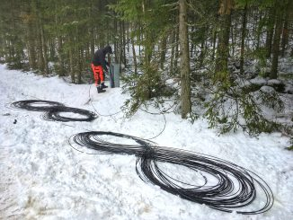 Markus coilar fiber