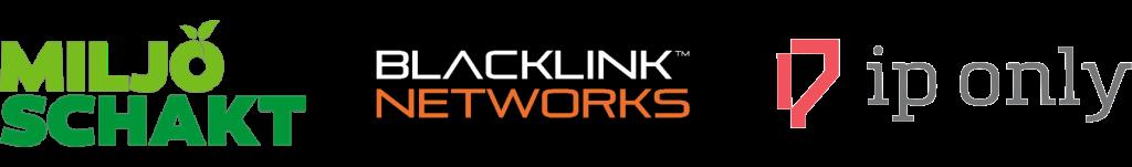 Miljöschakt - Blacklink Networks - IP-Only har varit med och byggt fibernätet för Byafiber